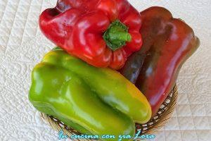 Come spellare i peperoni senza fatica