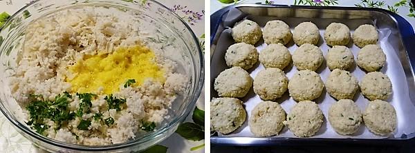 Polpette di pane raffermo al forno in cucina con zia lora - Forno a microonde piccolissimo ...