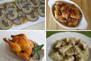 Secondi piatti per la domenica