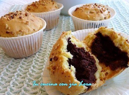 Muffins con cuore morbido