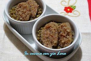 Lenticchie con cotechino artigianale in cocotte