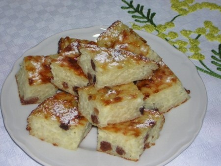 dolci semplici raccolta ricette - torta di riso