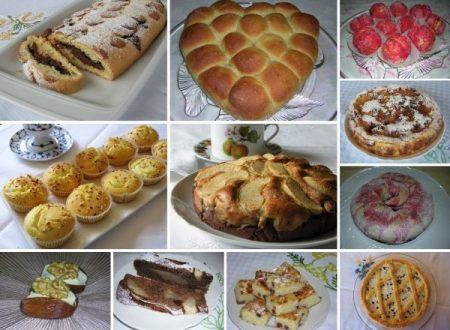 Dolci semplici raccolta di ricette