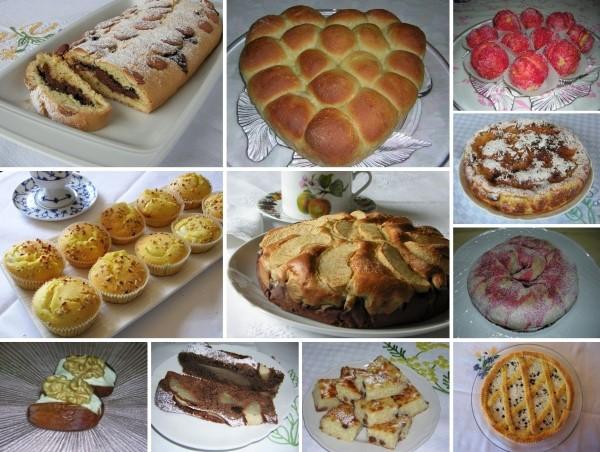 Dolci semplici raccolta di ricette in cucina con zia lora for Ricette cucina semplici