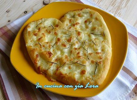 Pizza cuore per San Valentino