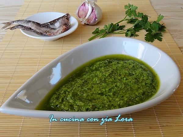 salsa verde al mixer