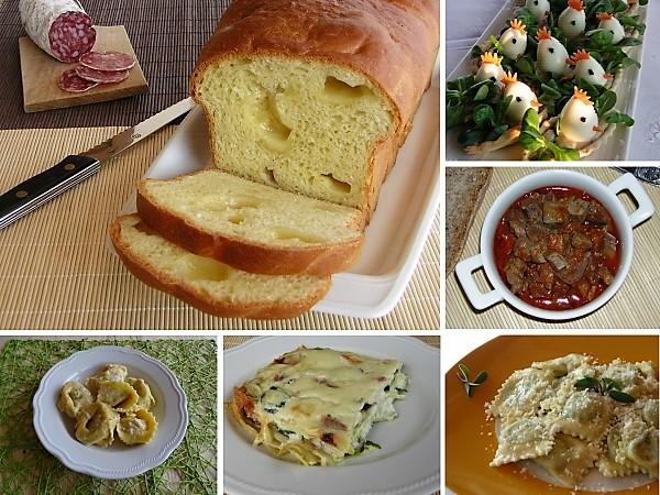 Ricette di pasqua antipasti e primi piatti in cucina con for Ricette di cucina antipasti