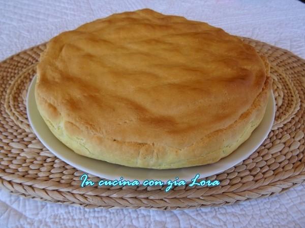 torta di bollito e bietole