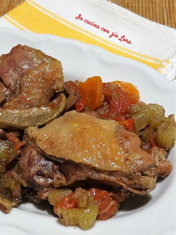 Anatra in pentola ricetta romagnola
