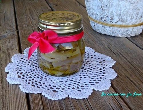 Melanzane olivia sott'olio squisite