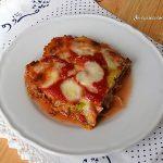 Lasagne di verza con salsiccia e mozzarella