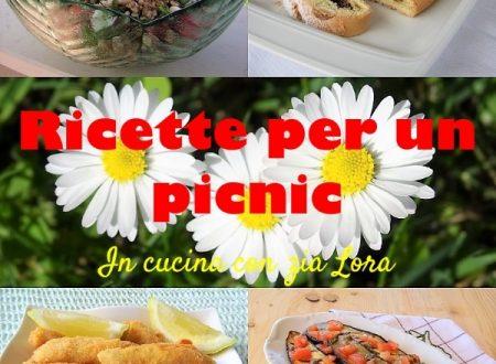 Ricette per un picnic