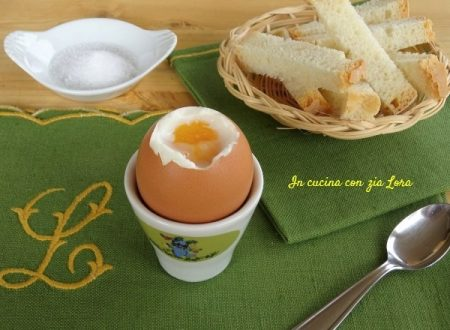 Come fare un uovo alla coque