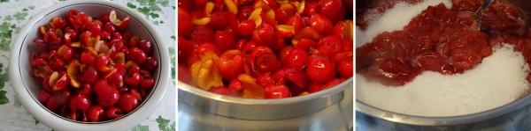 Come fare la marmellata di ciliege
