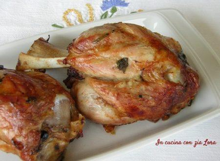 Stinco di maiale saporito ricetta facile