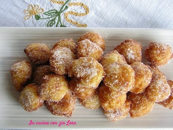 Frittelle di San Giuseppe ricetta tradizionale