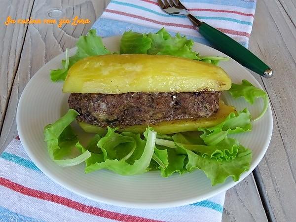 Patata burger al cartoccio la mia ricetta