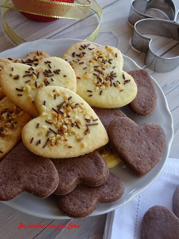 Biscotti al burro deliziosa idea regalo