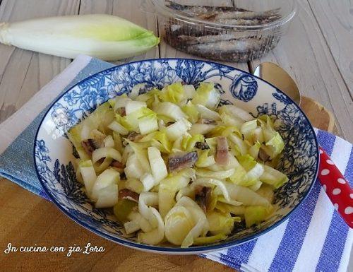 Indivia belga ricetta coi fiocchi