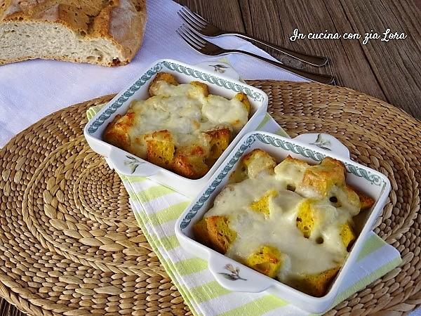 Mozzarella al forno ricetta salvacena