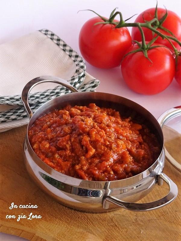 Ragù alla bolognese ricetta classica