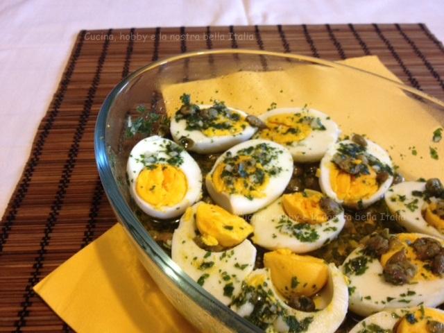 uova al prezzemolo