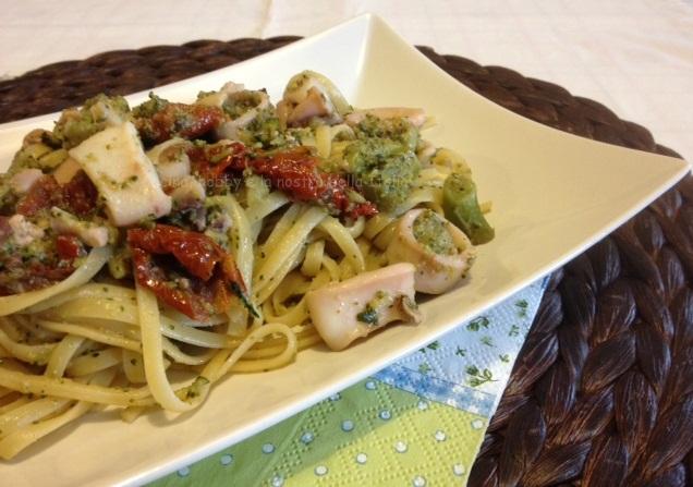 Broccoli è Un Per La Pasta Con Broccoli E Pasta E Broccoli Pasta Co ...