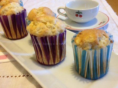 Muffin alla grappa