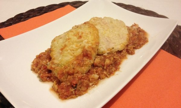 Scaloppine al tonno