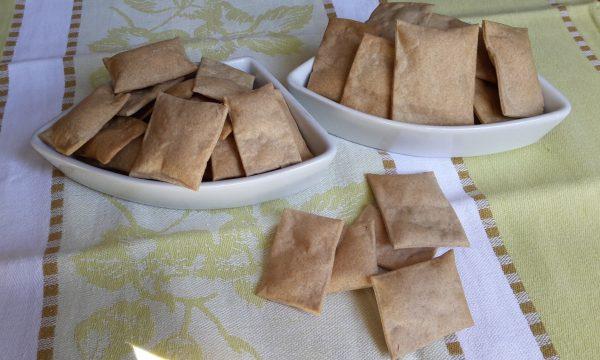 Crackers di segale