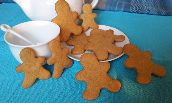 Biscotti integrali di segale al miele