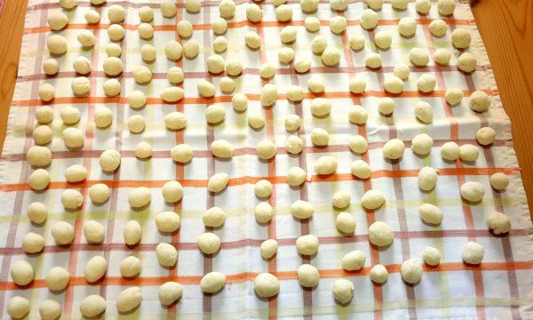 Gnocchi di patate-Ricetta base