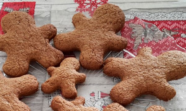 Biscottini gingerbread
