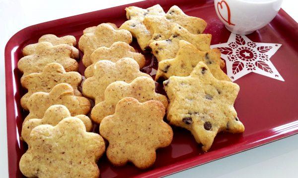 Biscottini integrali da tè