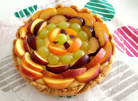 Cheesecake integrale alla frutta