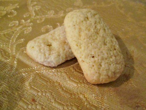 Biscotti da inzuppare nel latte