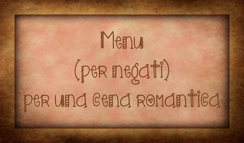 Ricetta per cena romantica veloce