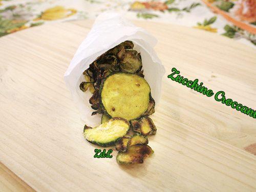 Zucchine croccanti – metodo infallibile