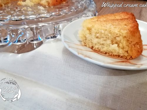 Whipped Cream Cake la ricetta di Martha Stewart