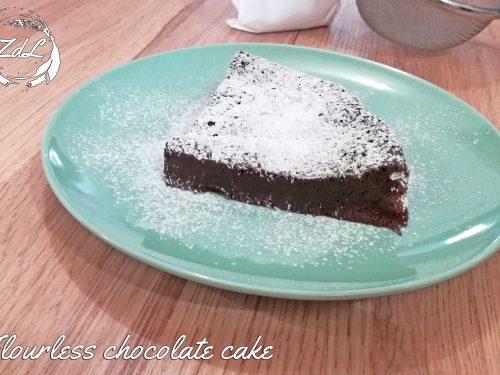Flourless chocolate cake – Ricetta di Martha Stewart senza farina