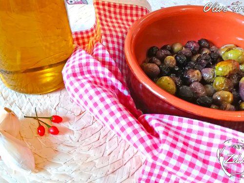 Olive fritte ricetta della tradizione pugliese