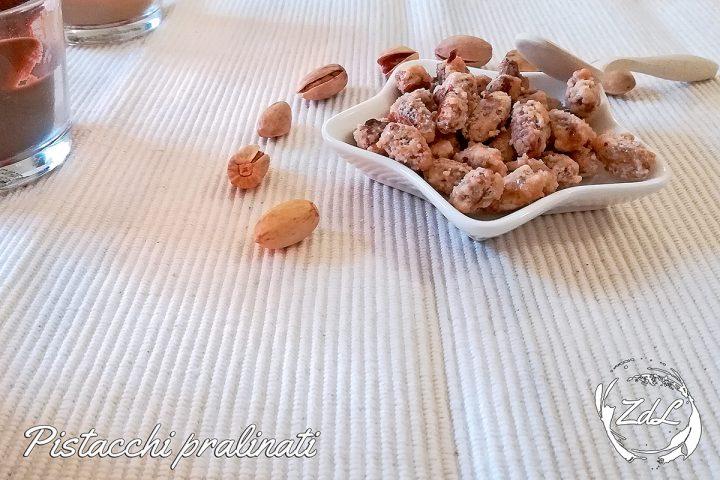pistacchi pralinati