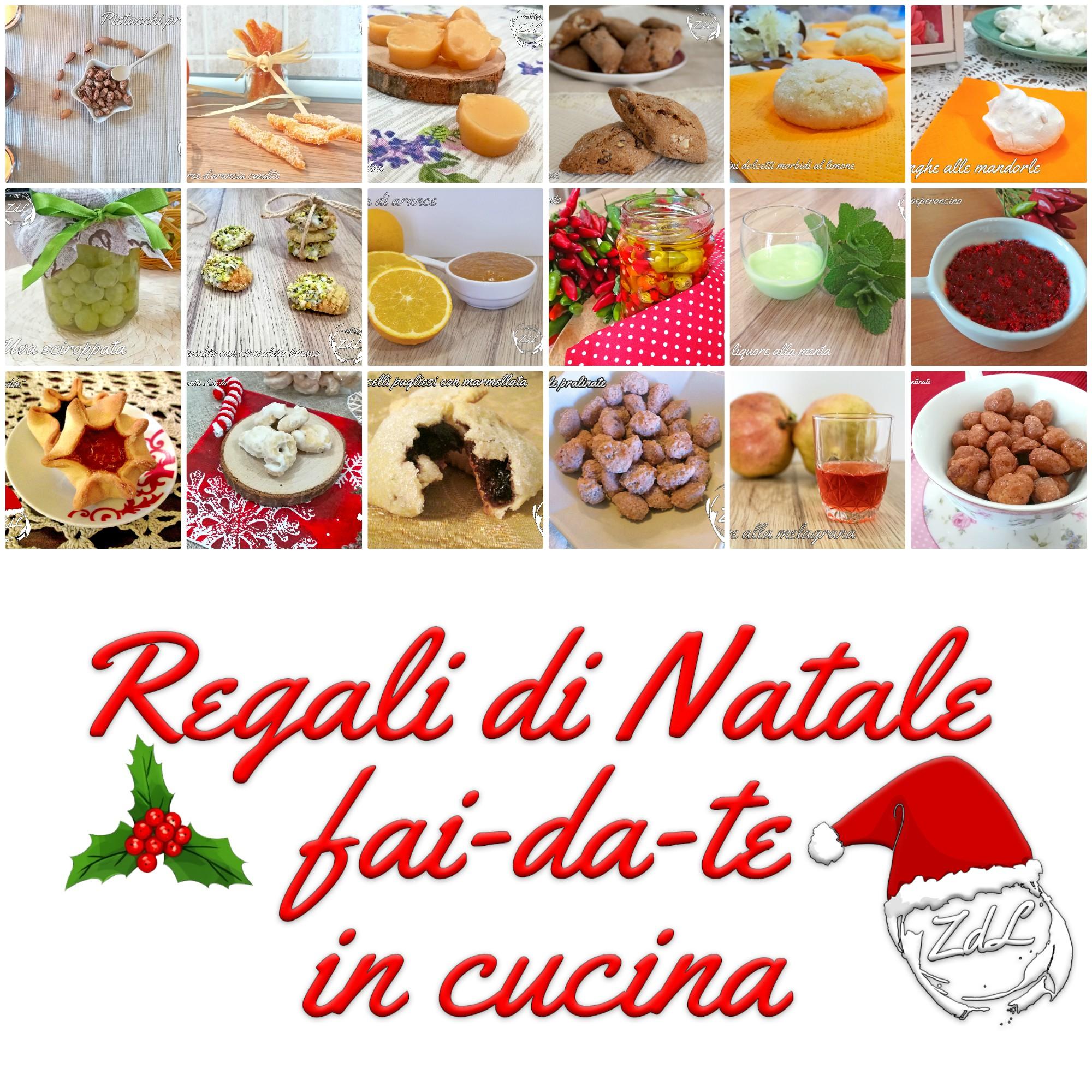 Regali di Natale fai-da-te in cucina idee facili per regali ...