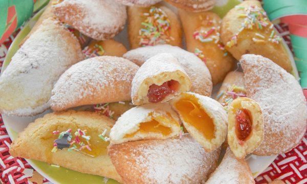 Ravioli dolci di carnevale ricetta sfiziosa