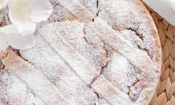 Pastiera di grano dolce tipico napoletano