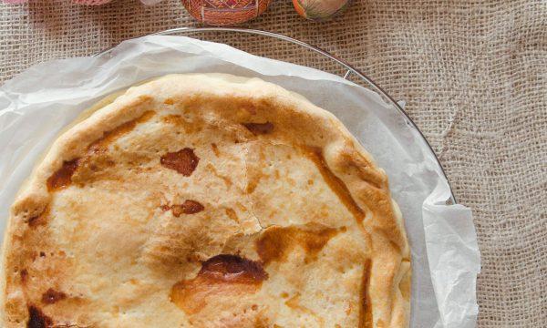 Torta Pasqualina con carciofi e ricotta