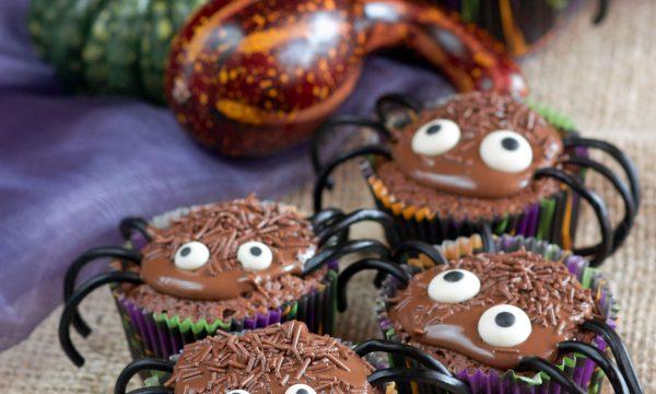 Ragnetti di Halloween ricetta sfiziosa