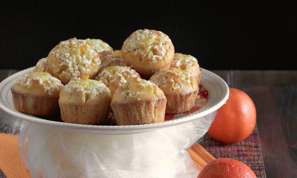 Muffin profumatissimi agli agrumi