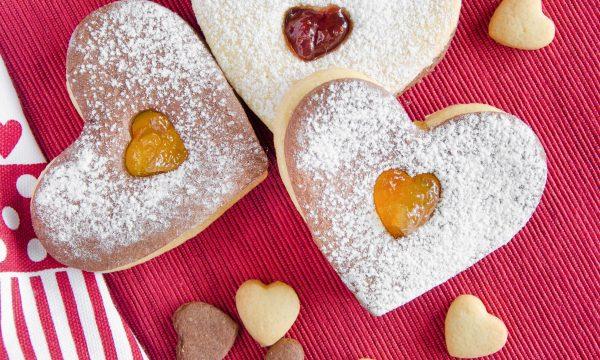 Cuori di frolla ricetta per San Valentino