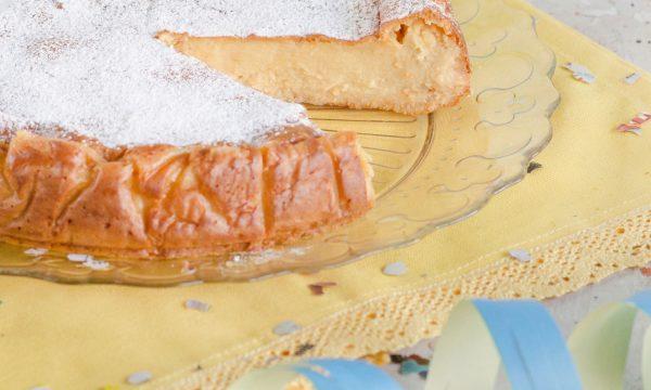 Migliaccio dolce tipico napoletano